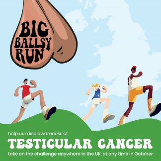 The Big Ballsy Run - Raise Awareness of Testicular Cancer